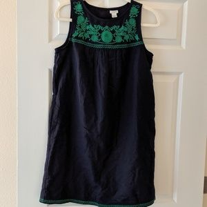 J. Crew Women's Embroidered Dress, Size S